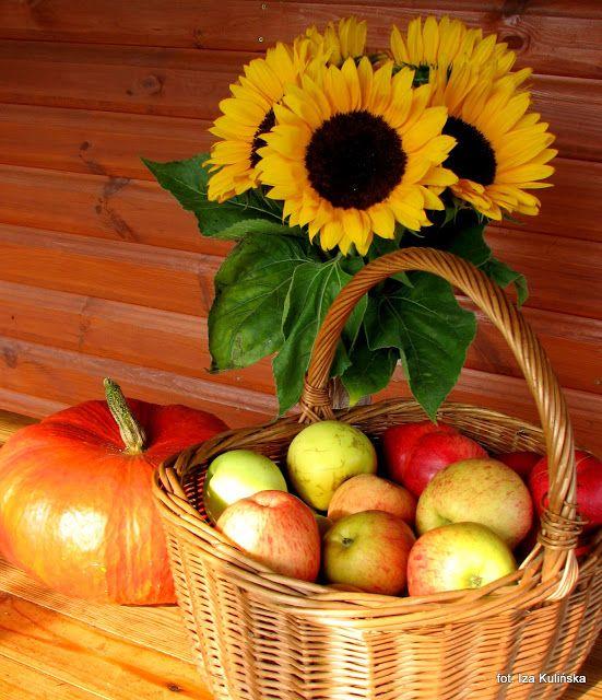 Smaczna Pyza: Jabłka na zimę - prażone do szarlotki i skórki na ...