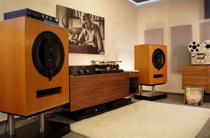 vintage stereo room - Sök på Google