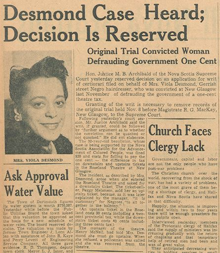 Image result for viola desmond