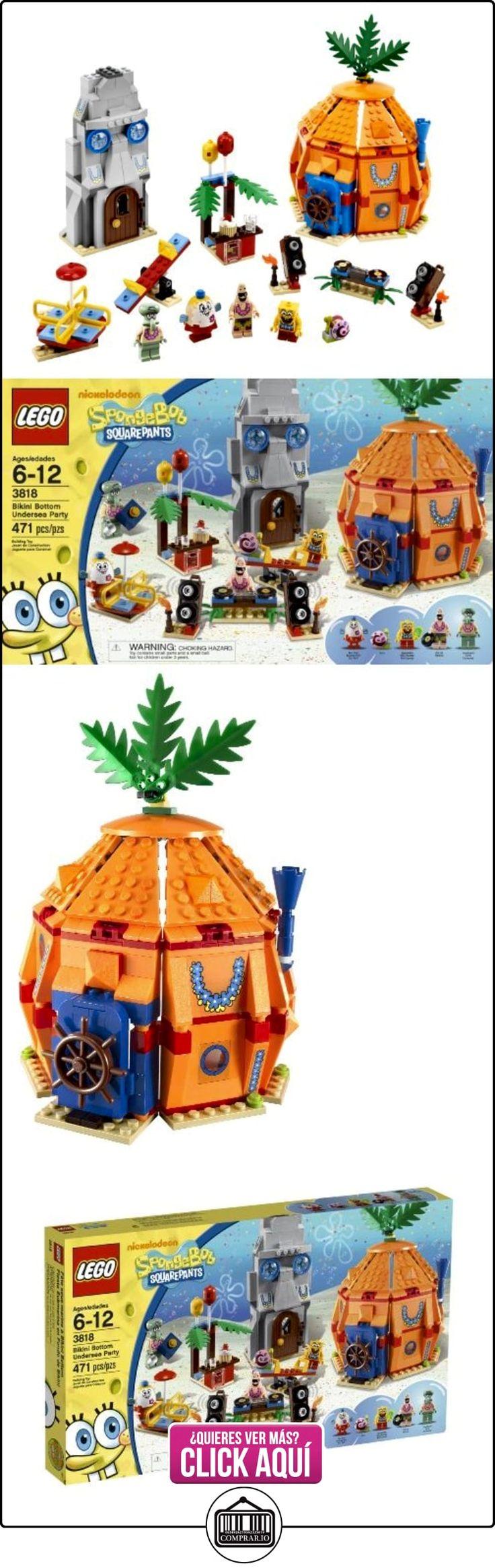 LEGO SpongeBob Bikini Bottom Undersea Party 3818 [Toy] (japan import)  ✿ Lego - el surtido más amplio ✿ ▬► Ver oferta: http://comprar.io/goto/B005VPRF98