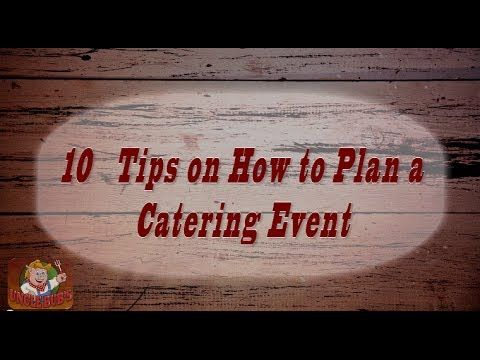 10 Tips on How to Plan a #Catering #Event:http://bit.ly/1B5cpYh #IndianCatering