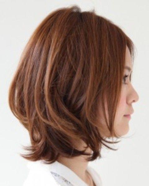 スウィートパーマボブ|BRIDGE|(ブリッジ)|美容室・美容院 - ヘアカタログLucri(ラクリィ)|最新のヘアスタイル・髪型情報を紹介