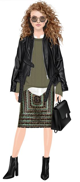 QUEENS OF FASHION - QoF polski blog o stardoll: Wybieg pod lupą #6 Christopher Kane