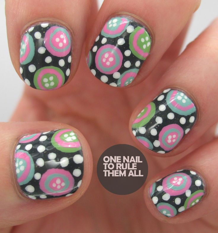 Nail Buttons: Best 20+ Cute Nail Polish Ideas On Pinterest—no Signup