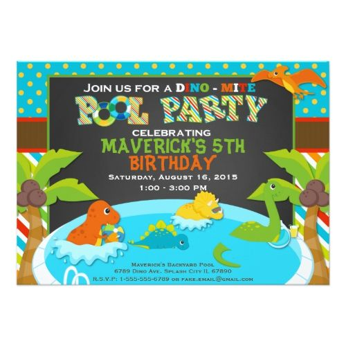 25 best the good dinosaur invitation & printable party idea images, Birthday invitations