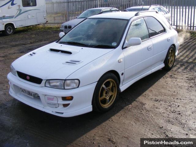 Used 1999 Subaru Impreza STI for sale in Lancashire | Pistonheads