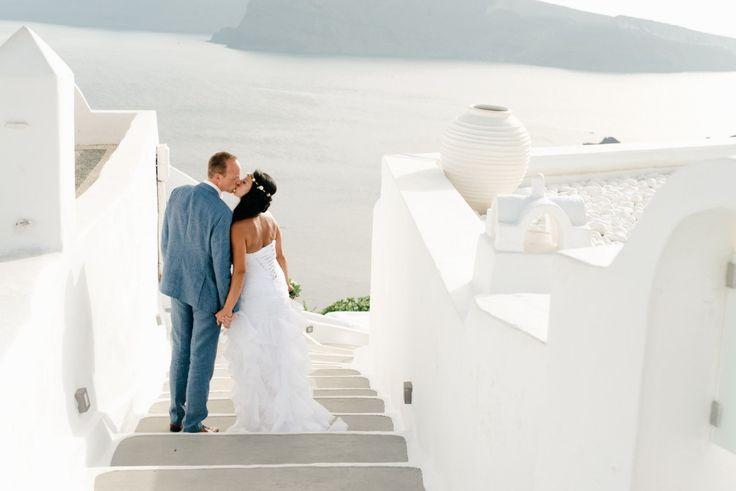 Spectacular view Santorini   Wedding Photographer   Teodora Simon
