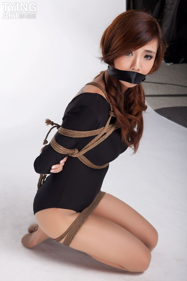Asian Tied Up 120