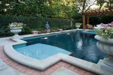 34 best pool liners vinyl images on pinterest for Pool design 974