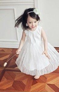 Rochita deosebita si confortabila din tul - model Baby Yulia