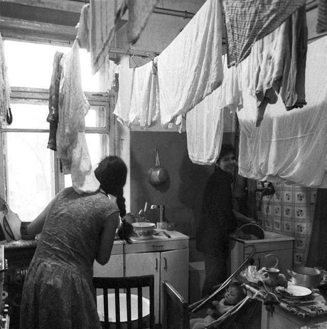 Коммунальная квартира: рай в полторы комнаты   Русская семерка