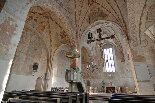 Lohjan keskiaikainen kirkko