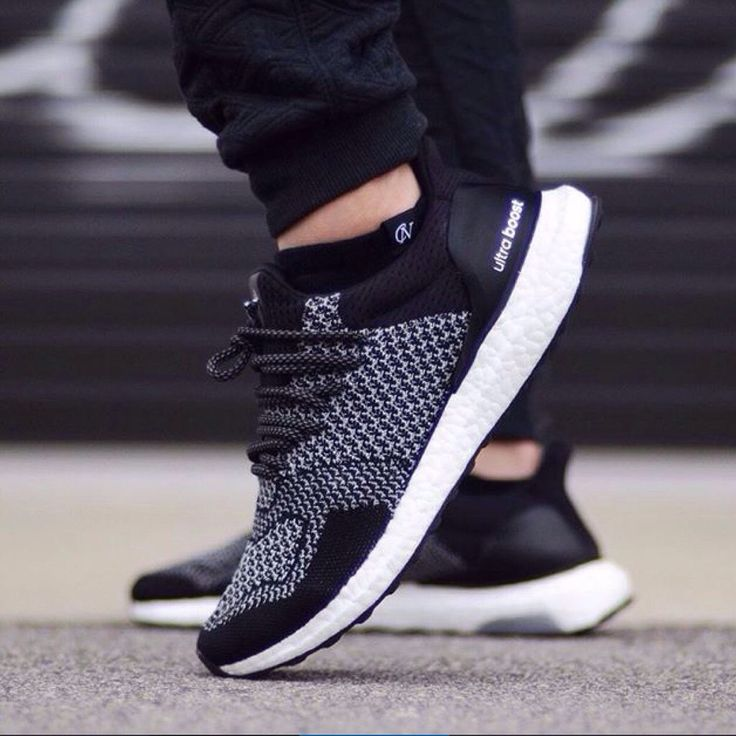 Adidas Ultra Boost 3M Uncaged Custom Job With Rope Laces