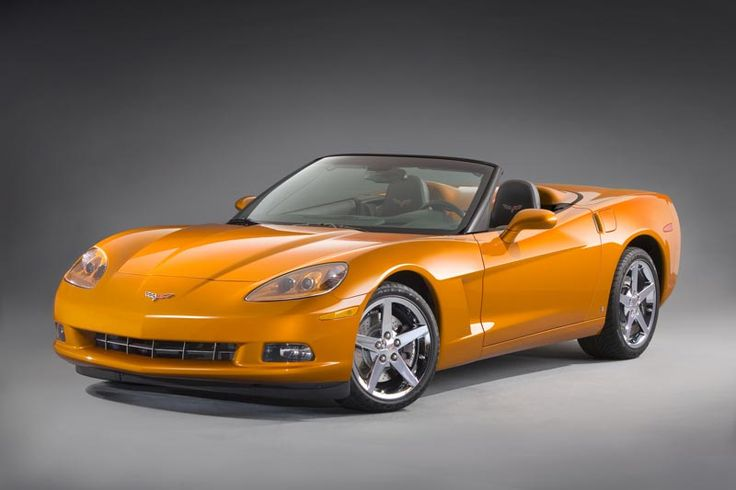 2007 Chevrolet Corvette Z06 in Atomic Orange. A few of the changes include.  Steering wheel-mounted audio controls are included with Bose premium audio systems. OnStar is available on the Z06. Cross-drilled brakes included with Magnetic Selective Ride Control option.  New exterior color - Atomic Orange Metallic replaces Daytona Sunset Orange Metallic. The 2007 Corvette was otherwise the same as the 2006.