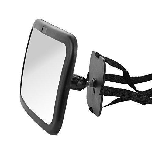 Oferta: 19.99€. Comprar Ofertas de DEDC Espejo Retrovisor de Coche para Vigilar al Bebé Monitor Espejo Ajustable Trasero Con Gran Visibilidad y Seguridad para L barato. ¡Mira las ofertas!