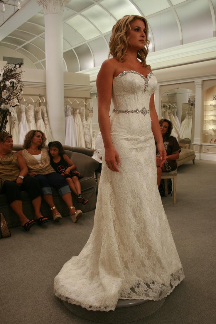 Lisa Cake Boss Wedding Dress