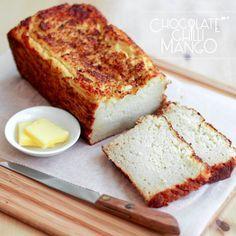Cauliflower Protein Bread http://juicerblendercenter.com