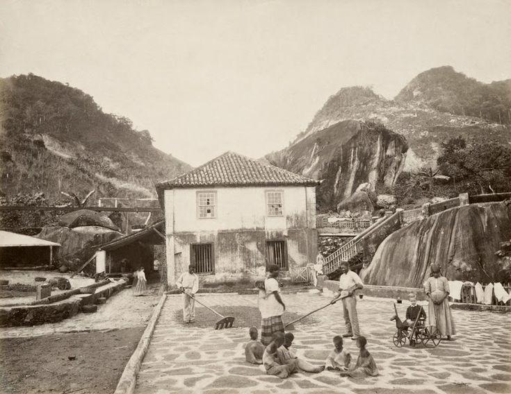 10 fotografias raras e reais de escravos brasileiros há 150 anos