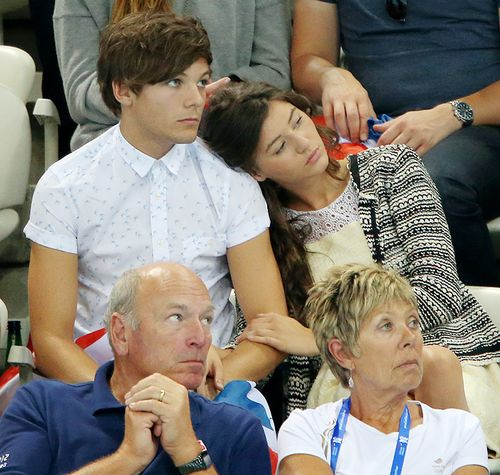 2014 louis and eleanor | Louis Tommo And Eleanor Calder by AnneSheppard