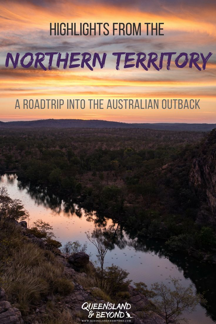 Seeing Uluru is one of those iconic bucket list items that people want to tick off when they explore #Australia. But there's so much more to the Northern Territory and the Australian #Outback. Here are my 7 road trip highlights. Well, it's actually only 6 but read on to find out why. 🌐 Queensland & Beyond #northernterritory #roadtrip