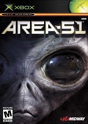 Check out the new review of Area-51 for Xbox!