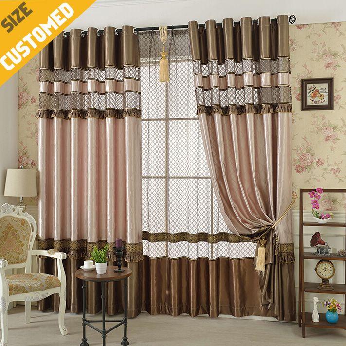 encontrar ms cortinas informacin acerca de cortinas de lujo para cortinas salon apagn voile