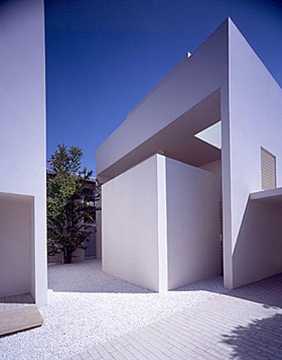 Hakeui Residence – Akira Sakamoto Architect & Associates