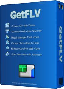 GetFLV Crack, Keygen and Serial Keys incl v9.6 Full Version Free Download
