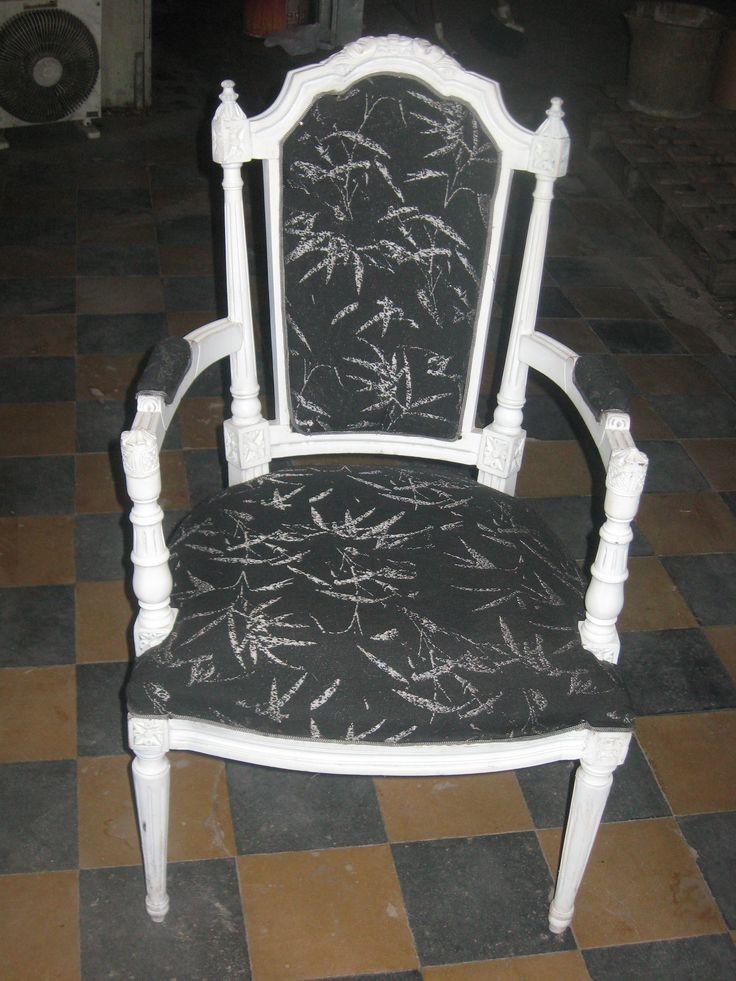 Antigua silla inglesa