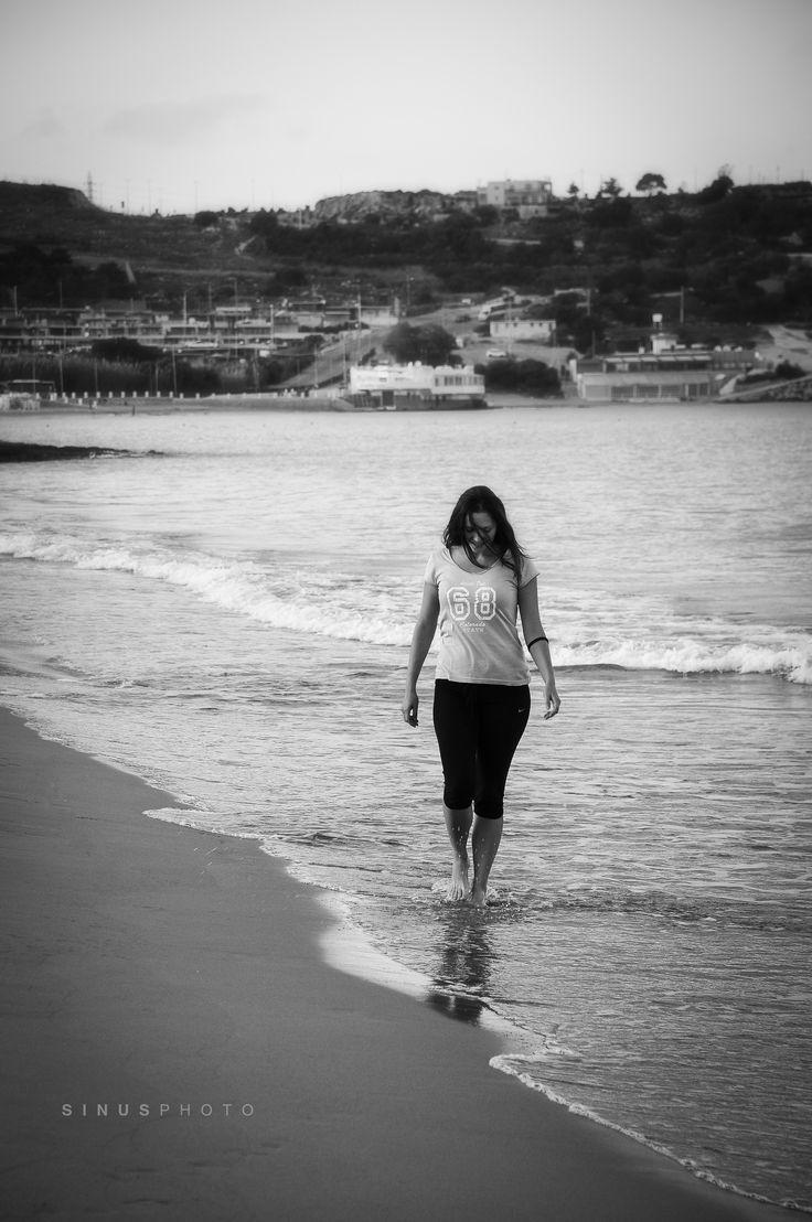 Ghadira beach, Mellieha, Malta