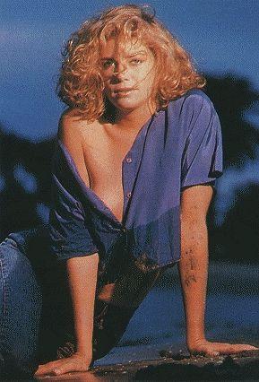 13. Kelly McGillis - Then