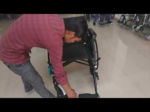 Wheelchair India Providing Mobility Freedom For Handicapped