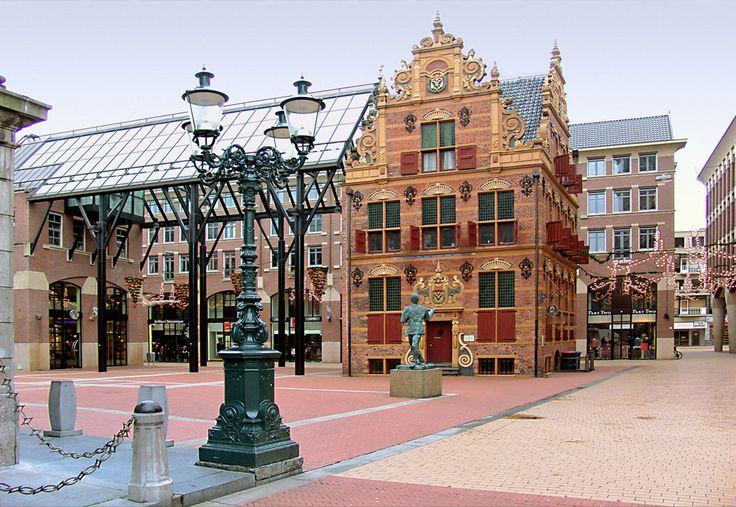 Goudkantoor, Groningen.