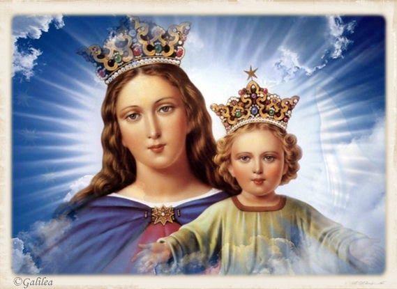 24 de mayo      María Auxiliadora       Historia de la devoción a María Auxiliadora en la Iglesia Antigua.   Los cristianos de la I...