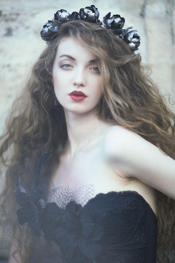 Fashion Friday: Vintage Ethereal Beauty Courtesy of Emily Soto