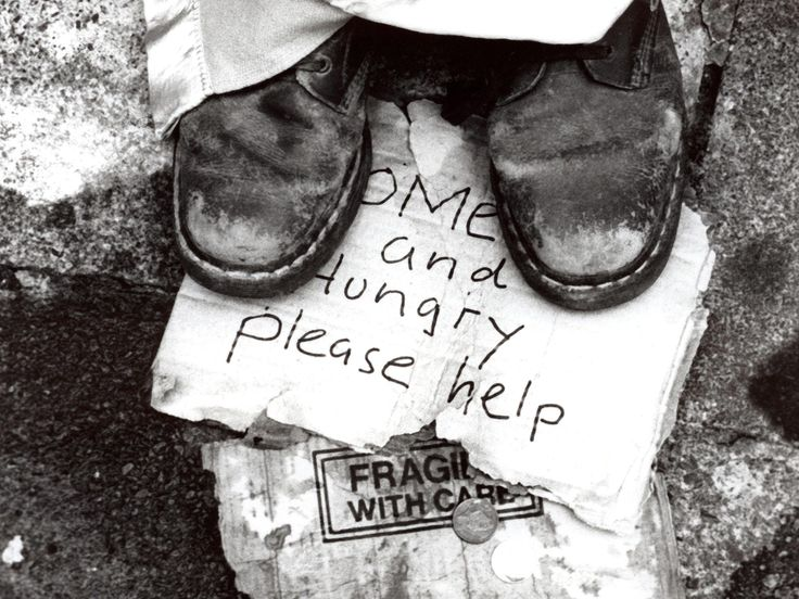 CONTEMPORARY SOCIAL ISSUES > Wealth and poverty Norway's government wants to make it illegal to help beggars