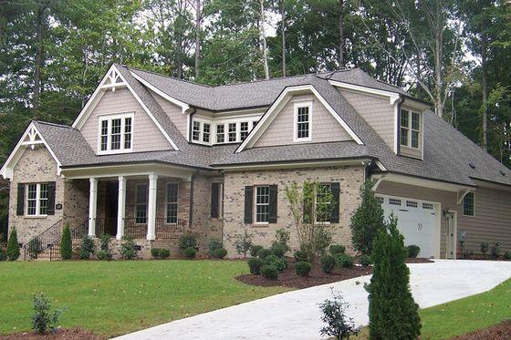 Plan 9276 Houses Pinterest Window