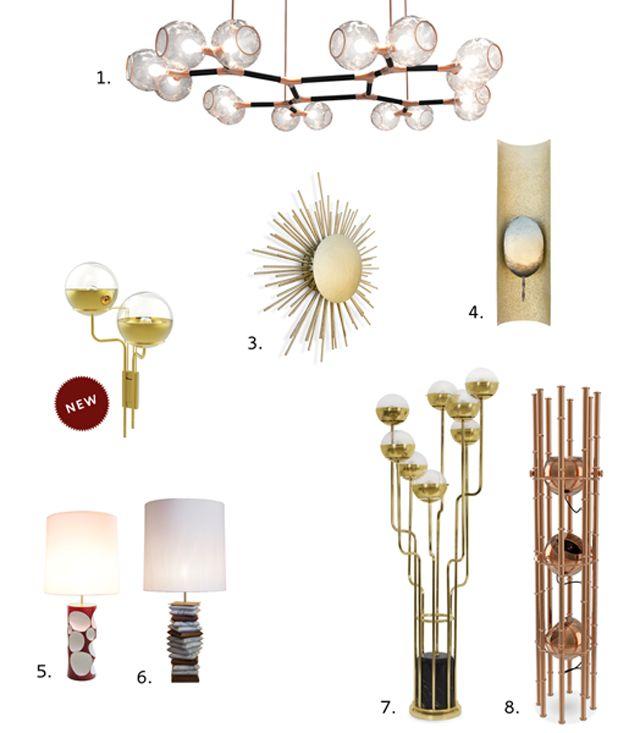 Idées Déco Maison, Les meilleures lampes pour l'intérieur, déco intérieur, la lampe correcte, lampe de table, lampe à suspension, lampadaire, espace illuminé, espace intimiste, lampes modernes, Design & Décoration, Idées déco Maison