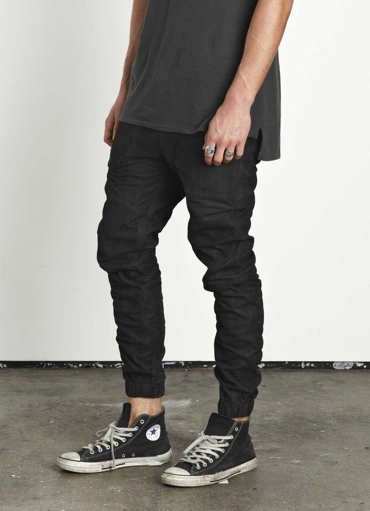ZANEROBE - Sureshot Black Leather