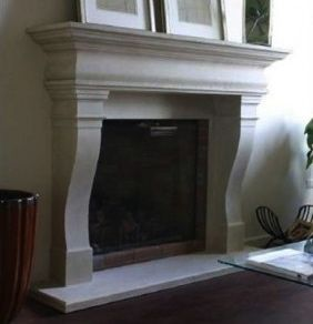 Limestone Fireplaces, Stone Mantles in Texas Limestone, Fireplace surrounds and Hearth Kits.