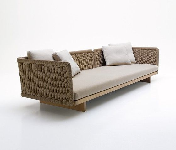 loopita bonita outdoor furniture. Garden Sofa Sabi Collection By Paola Lenti Loopita Bonita Outdoor Furniture 2
