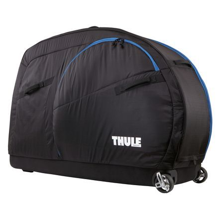 Despite the hardships of plane travel that we experience as people, our bikes have it much, much worse. Though it can't completely eliminate the unfortunate facts of flight for a bike, Thule's Round Trip Traveler helps to ensure that a bike completes its cargo hold sojourn in safety.