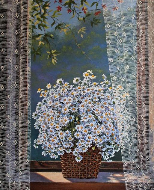 Painter; Füsun Ürkün