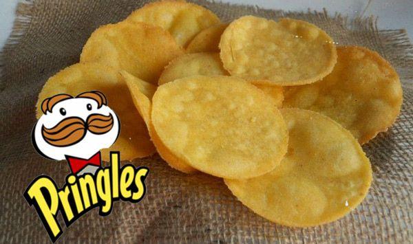 Chips Pringles fait maison avec Thermomix, une recette facile et simple pour préparez des chips fait maison avec Thermomix.
