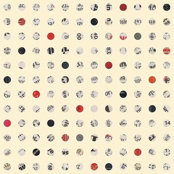 12 x 12 White / Art by Slavomir Zombek