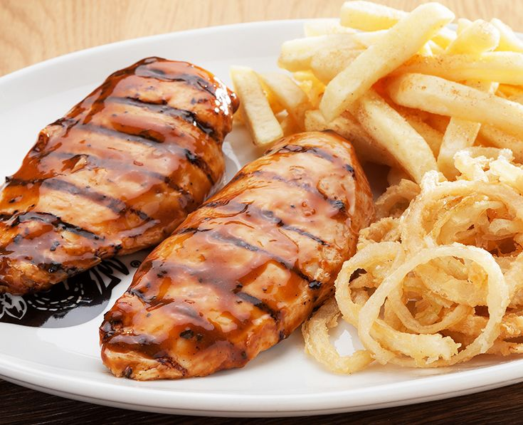 Grilled BBQ Chicken Breast: BBQ chicken breasts.  Read more https://www.spur.co.za/menu/ribs-and-grills/
