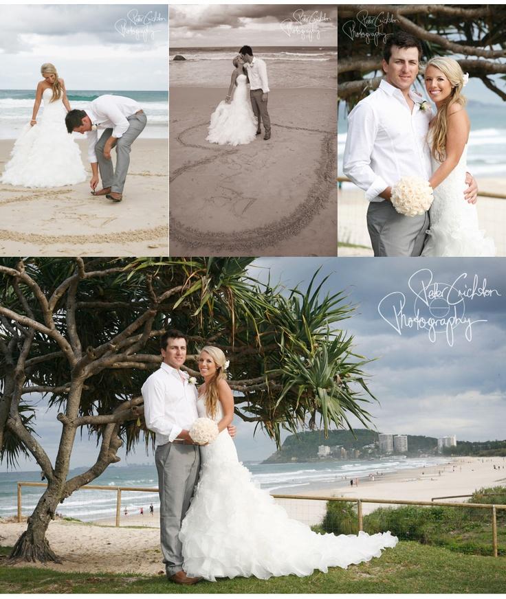 Image detail for -Burleigh Beach Wedding; Gold Coast Wedding Photography; Beach Wedding ...