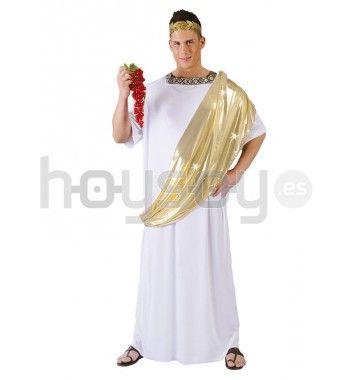 #Disfraz de #griego que incluye toga #Disfraces #Carnaval