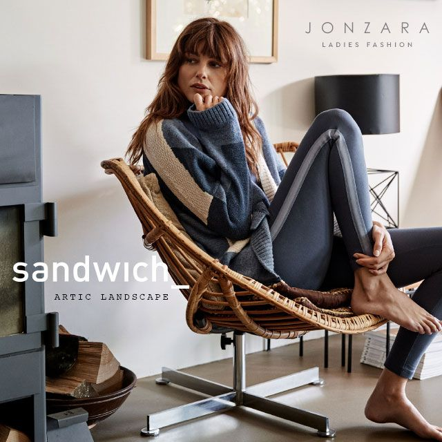 Our #OOTW comes for the gorgeous Artic Landscape collection by @sandwichfashion this cosy collection in soft muted tones of grey, blue and mustard is perfect for this cold spell, shop online or in our Lisburn store http://www.jonzara.co.uk/fashion/designers/sandwich-clothing.html?utm_content=bufferd0dff&utm_medium=social&utm_source=pinterest.com&utm_campaign=buffer #Jonzara #SandwichClothing #Artic