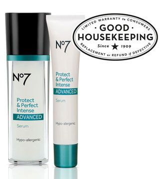 Beauty expert Jamie Krell shares all the great benefits of Boots No7 Protect & Perfect Intense Advanced Serum.